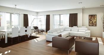 Moradias e Apartamentos
